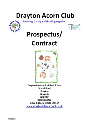 thumbnail of After School Prospectus 17
