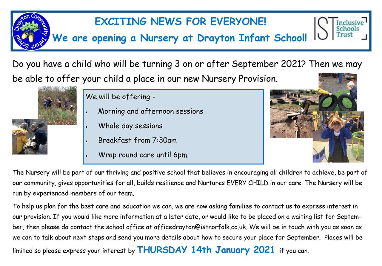 Nursery Flyer 2